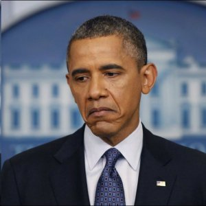 Obama sad face 2