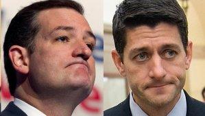 Cruz and Paul Ryan
