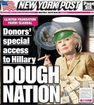 Hillary clinton dough nation