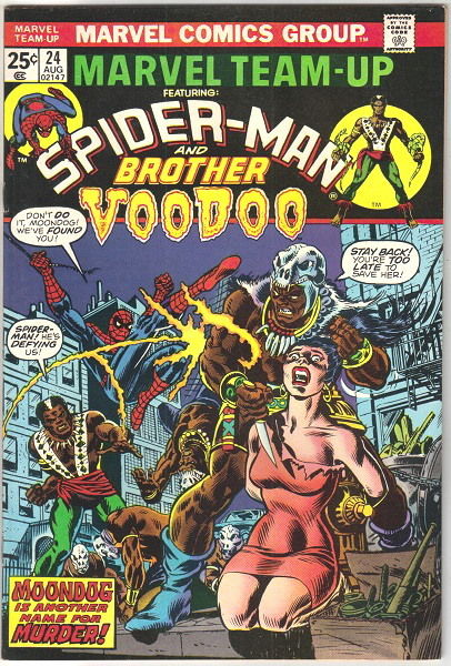 brother-voodoo-and-spider-man