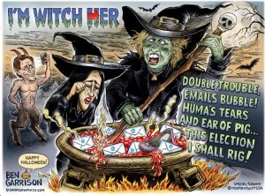 hillary-clinton-witch-cartoon