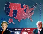 trump-and-hillary-map-behind-them
