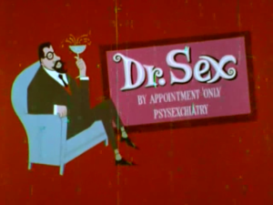 Dr Sex drawing