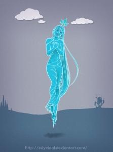 Phantom Princess Adventure time ghost princess