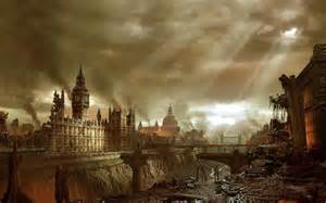 London post-apocalypse