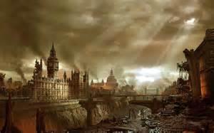 London post-apocalypse
