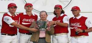 Polo Red Colossus Butler Handicap