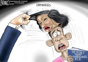 Susan Rice unmasked scandal