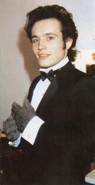 Adam Ant tuxedo