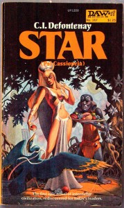 Star by C I DeFontenay