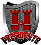 Washington and Jefferson Presidents logo