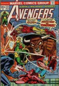 Avengers 121 Houses Divided ...
