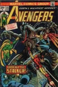 Avengers 124 star stalker