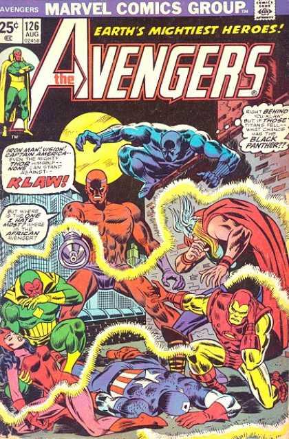 Avengers 126