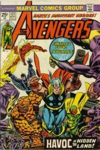 Avengers 127
