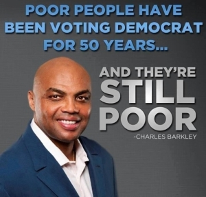 democrats and poor people