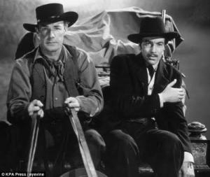 Doc and Wyatt on coach