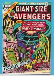 Giant Size Avengers 2