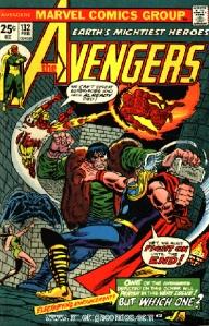 Avengers 132 Kang War II