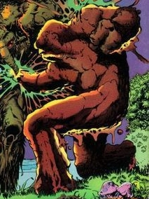 Glob against Man-Thing