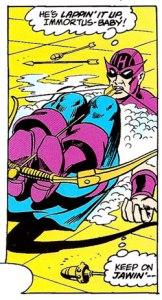 Hawkeye Adhesive X