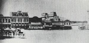 Jack Harris Vaudeville Theatre