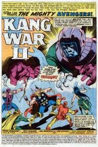 Kang War II