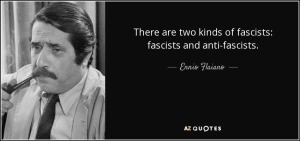 two kinds of fascists