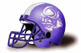 Dodge City College Conquistadors HELMET WITH PIC