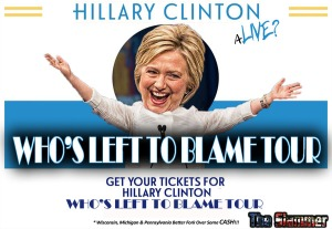 Hillary Clinton tour