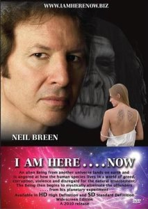 Neil Breen I am here ... now