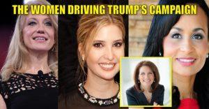 women trump campaign