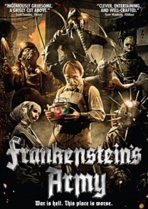 Frankenstein's Army 2