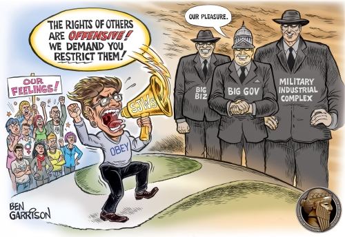 Free speech issues