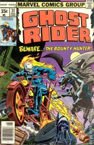Ghost Rider and Bounty Hunter