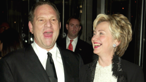 Hillary and Harvey Weinstein