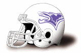 Kansas Wesleyan helmet NEW