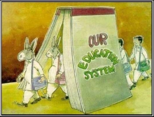 education or indoctrination 3