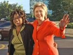 Corinne Brown and Crooked Hillary