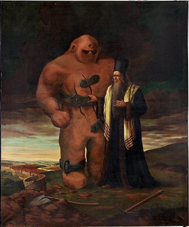 Golem of Prague