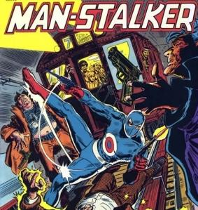 John Targitt Manstalker 2