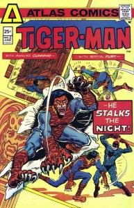 Tiger-Man 1