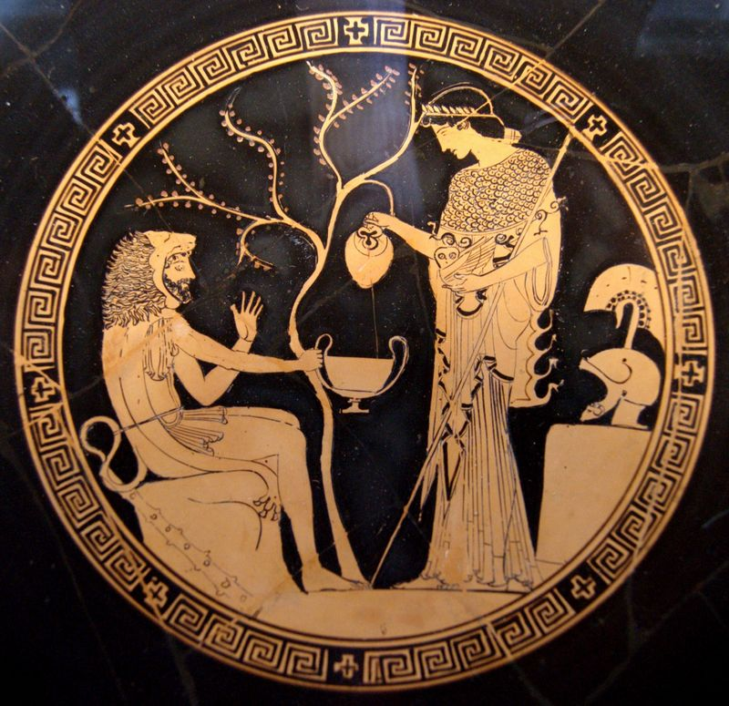 an analysis of the theme of religion in ancient greece