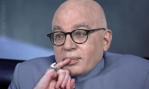 Michael Wolff as Dr Evil