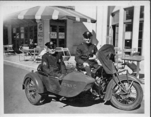 Motorcycle Squad
