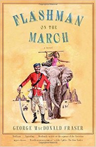 Flashman on the March 2