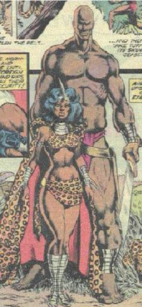 Madame Slay and Mute