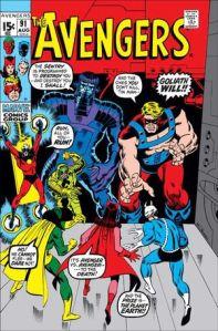 Avengers 91