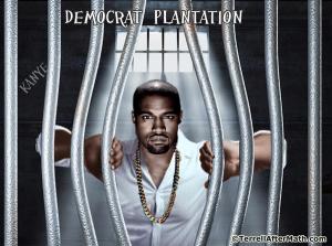 Kanye Democrat Plantation