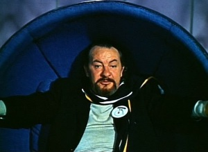 Leo McKern as Number Two